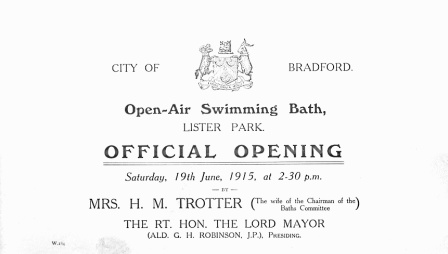 Opening Notice