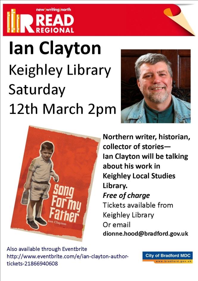 Ian Clayton Keighley 2