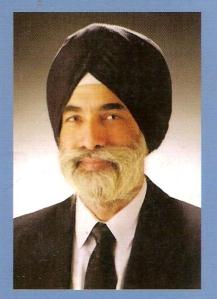 Dr Ramindar Singh MBE