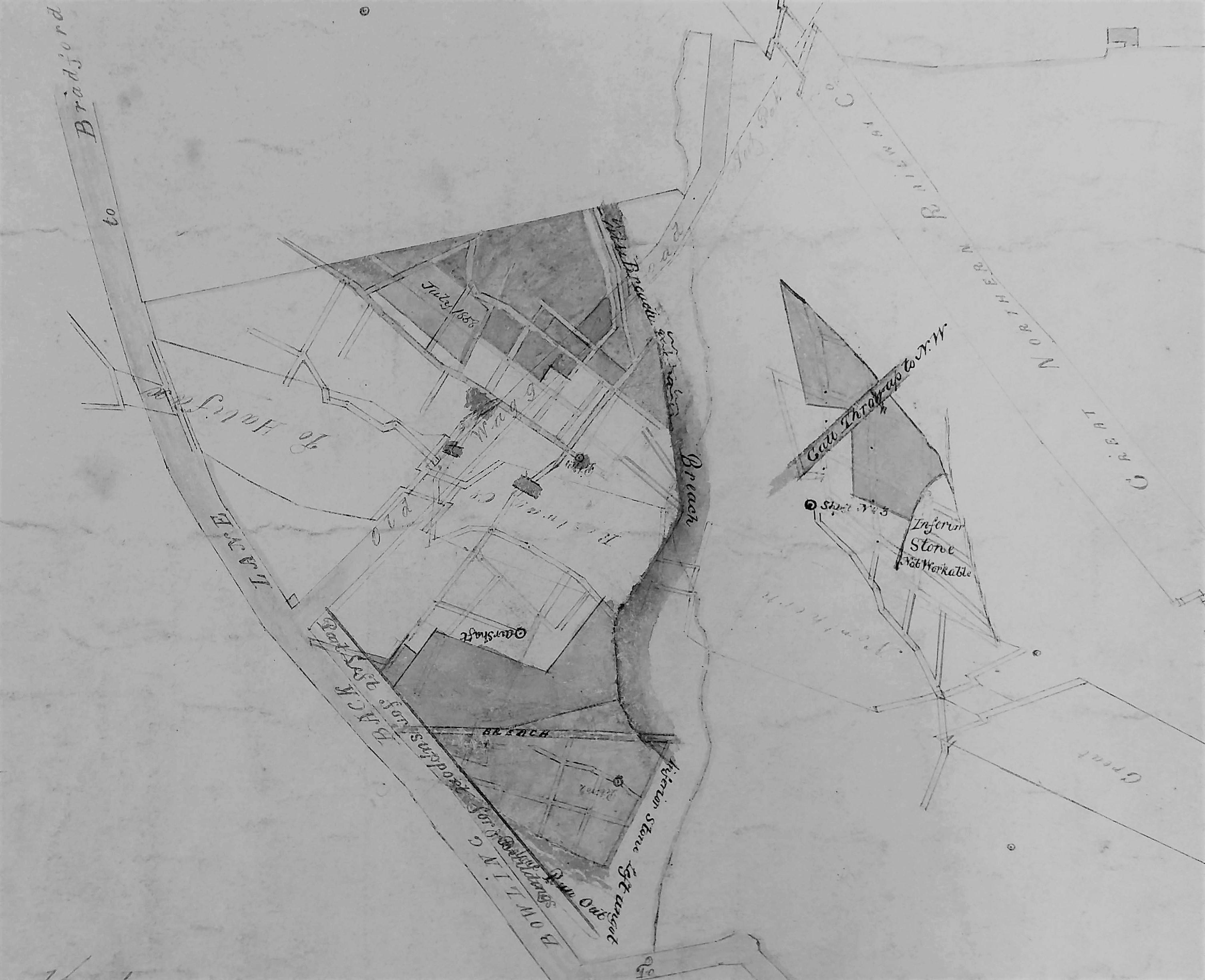 Plan bradford local studies map of the week 026 a solutioingenieria Choice Image