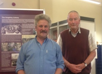 Simon Martinez & John Birkbeck