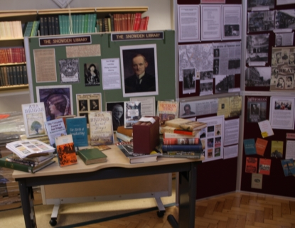 Asa Briggs books, Keighley Local Studies Library