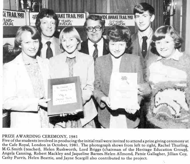 Lord Briggs Prize Award Ceremony 19811mb