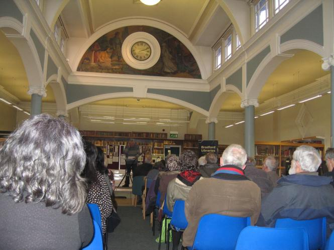Ian Dewhirst 2 Keighley Library