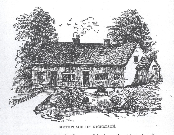 Tres21 birthplace of Nicholson