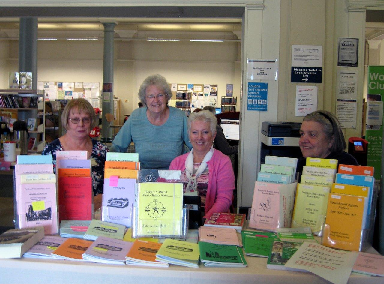Exhibition Stand Keighley : Keighley library heritage open day bradford and