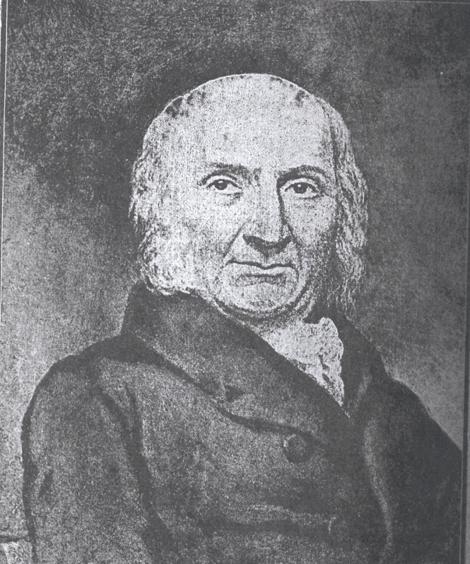 Rev William Atkinson MA
