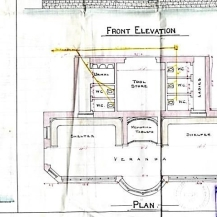 Keighley building plans