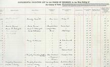 keighley rate book