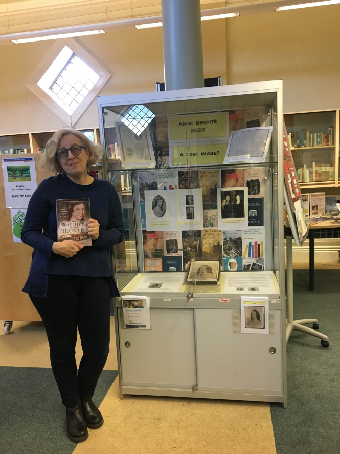 Sharon Wight display