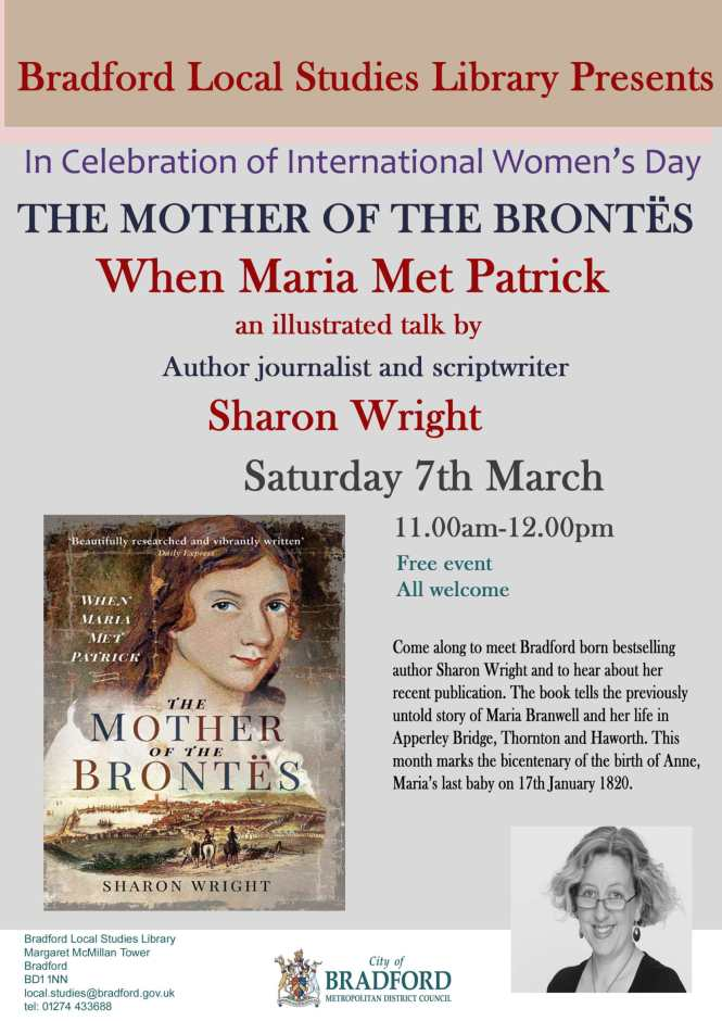 Mother of the Brontes poster pdf-1