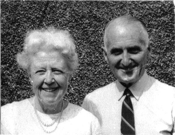 Sideny & Marie Jackson